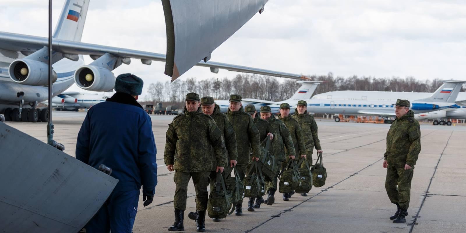 """Heroji su sletjeli u Italiju i bit će nagrađeni novim statusom u """"svijetu sutrašnjice"""" - nitko više neće moći reći da su Rusija, Kuba i Kina """"neprijatelj"""" Hlk5r1584971968"""