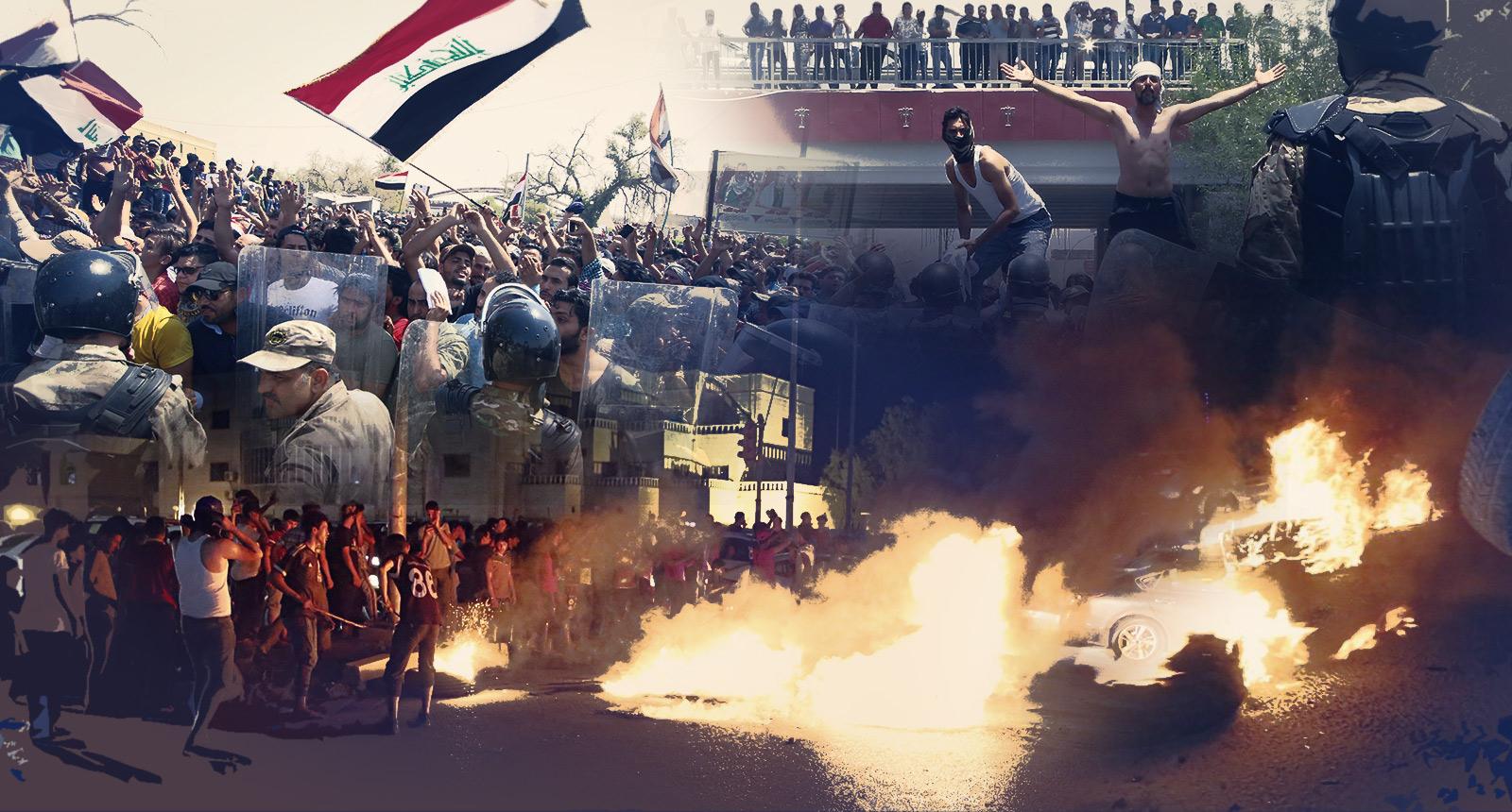 Velika nova kriza u Iraku prijeti slomu Irana izvana: Ovog puta šijiti prevode pobunu, a situacija na jugu Iraka podsjeća na početak novog građanskog rata
