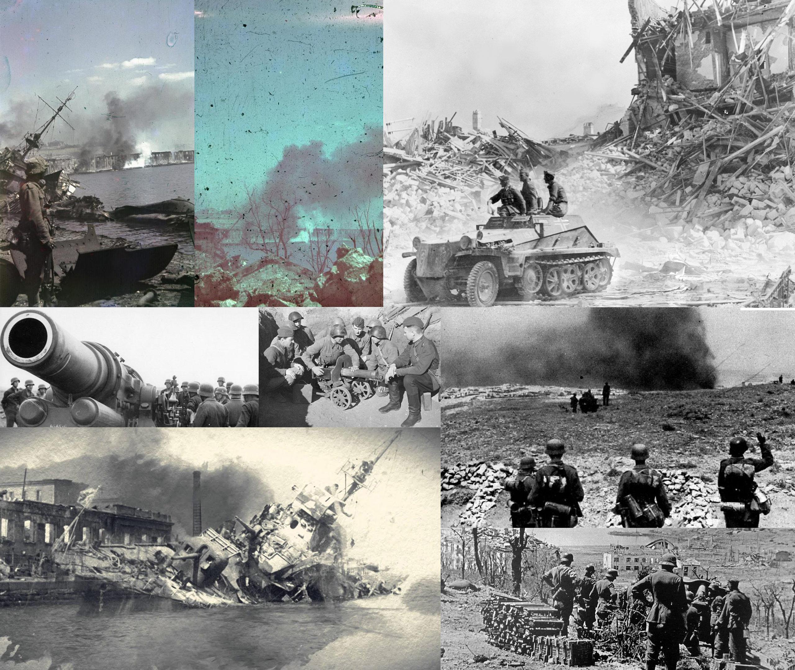 """250 dana opsade Sevastopolja: Nijemci će na kraju zauzeti """"najmoćniju kopnenu i pomorsku tvrđavu koja je ikad postojala"""", ali će zato prekasno stići do Staljingrada..."""